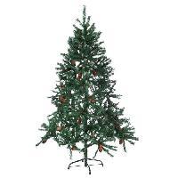 Decoration De Noel Arbre de Noël 180cm 708 branches