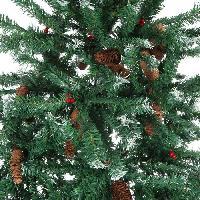 Decoration De Noel Arbre de Noël 210cm 1024 branches