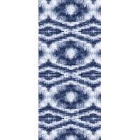 Decoration Du Sol AASTORY Tapis 100% vinyle VIF 35923 - 1.5 mm - 49.5 x 112 cm - Bleu  - Made In France