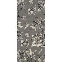 Decoration Du Sol AASTORY Tapis 100% vinyle VIF 38742 - 1.5 mm - 49.5 x 112 cm - Gris - Made In France