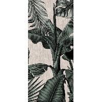 Decoration Du Sol AASTORY Tapis 100% vinyle VIF 41048 - 1.5 mm - 49.5 x 112 cm - Vert - Made In France