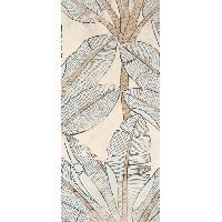 Decoration Du Sol AASTORY Tapis 100% vinyle VIF 41055 - 1.5 mm - 49.5 x 112 cm - Beige - Made In France