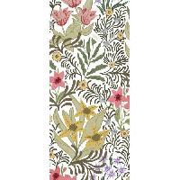 Decoration Du Sol AASTORY Tapis 100% vinyle VIF 41071 - 1.5 mm - 49.5 x 112 cm - Beige - Made In France