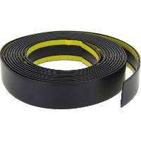 Decoration Exterieure Baguette de protection 40mm-4m noir Generique