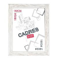 Decoration Murale - Tableau - Cadre Photo - Sticker CADRES et CIE Cadre photo Enzo - MDF - 23 x 1.4 x 29.2 cm