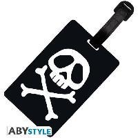 Decoration Murale - Tableau - Cadre Photo - Sticker Etiquette de bagage Albator - Embleme