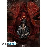 Decoration Murale - Tableau - Cadre Photo - Sticker Poster Assassin's Creed SyndicateGod Save