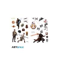 Decoration Murale - Tableau - Cadre Photo - Sticker Stickers Star Wars - 100x70cm - ?The Force Awakens? (blister) - ABYstyle