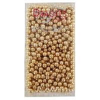 Decoration Patisserie - Nappage Patisserie DRAGEES DE FRANCE Perles de sucre - Dorees N 6 - 250 g