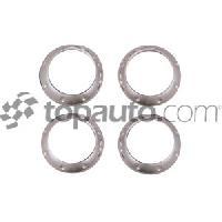 Decorations Chrome Exterieures 4 Grilles de ventilation pour Audi A3 -8P-