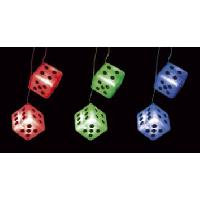 Decorations interieures 2 Des lumineux NA66RD Rouge - 12V - ADNAuto