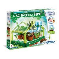 Decouverte Nature - Animaux - Insectes La Science Sous Serre - Jeu Scientifique