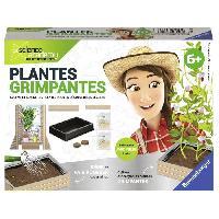Decouverte Nature - Animaux - Insectes RAVENSBURGER Plantes grimpantes