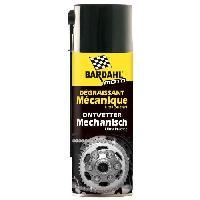 Degrippant - Lubrifiant BARDAHL Degraissant Multifonction - Aerosol 400 ml