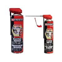 Degrippant - Lubrifiant Degrippant lubrifiant - Multi fonctions - 400 ml