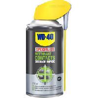 Degrippant - Lubrifiant Nettoyant contact SPECIALIST 250ml -aerosol- - WD-40