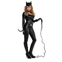 Deguisement - Panoplie Combinaison Provocante Feline