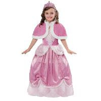 Deguisement - Panoplie De Deguisement AMSCAN Corolle Sparkle Princesse - Robe + Tiare + Boîte de Luxe - 8/10 ans