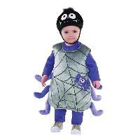 Deguisement - Panoplie De Deguisement AMSCAN Costume Bébé Petite Araignée - 2/3 ans