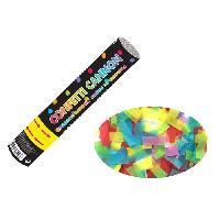 Deguisement - Spectacle AMSCAN Canon a confettis -24 cm - En papier Multicolore