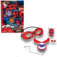Deguisement - Spectacle BANDAI Miraculous Ladybug - Set de déguisement transformation Ladybug