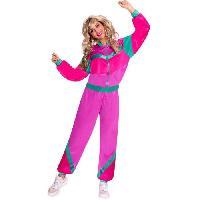 Deguisement - Spectacle Costume adultes Ensemble de jogging taille S