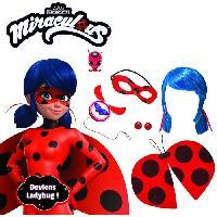 Deguisement - Spectacle Miraculous Ladybug - Maxi set de transformation Miraculous