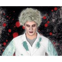 Deguisement - Spectacle Perruque Halloween Adultes Hommes