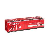 Dentaire COLGATE Dentifrice Max White 2X75ml