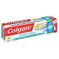 Dentaire COLGATE Dentifrice total effet visible - 75 ml