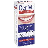 Dentifrice - Gel Pour Les Dents DENIVIT Dentifrice Anti Taches - 1 Tube 50 ml
