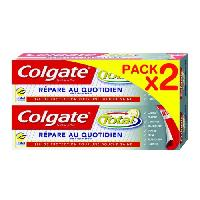 Dentifrice - Gel Pour Les Dents Dentifrice Total Repare 2 x 75 ml
