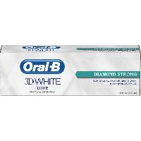 Dentifrice - Gel Pour Les Dents ORAL B Dentifrice 3D White Luxe - 75 ml
