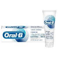 Dentifrice - Gel Pour Les Dents ORAL B Dentifrice Répare gencives et émail Blancheur - 75 ml