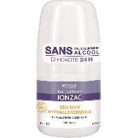 Deodorant Corporel - Pierre D Alun EAU THERMALE JONZAC Déodorant - Soin hypoallergénique - 50 ml