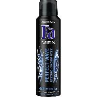 Deodorant Corporel - Pierre D Alun FA Déodorant Perfect Wave Fraîcheur Intense - 150 ml