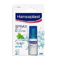 Deodorant De L'haleine HANSAPLAST Spray Alcool de menthe 90% Volume - 18 ml