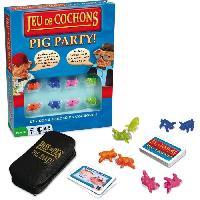 Des - Jeu De Des JEU DE COCHONS - Pig Party - Version francaise - Winning Moves