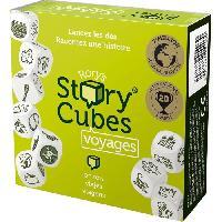 Des - Jeu De Des Rory's Story Cubes Voyages - Asmodee