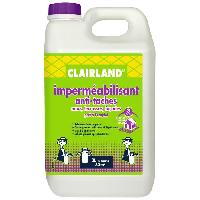 Desherbant - Herbicide Impermeabilisant Anti-taches Murs. terrasses et facades - Pret a l'emploi - 3L