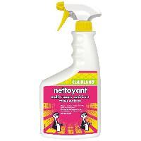 Desherbant - Herbicide Nettoyant multi-usages Exterieurs Toutes surfaces - Pret a l'emploi - 750ml