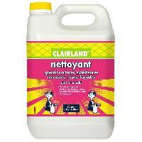 Desherbant - Herbicide Nettoyant special surfaces exterieures terrasses. murs et facades - Solution prete a l'emploi pour pulverisateur - 5 L