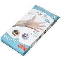 Desinfectant Medical Gants Soft Thermo Plastique Elastomere XXL x 100