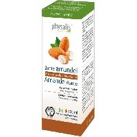Desinfectant Medical Physalis huile vegetale Amande douce 100 ml Bio - Aucune