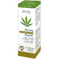 Desinfectant Medical Physalis huile vegetale Chanvre 100 ml Bio - Aucune