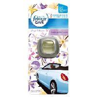 Desodorisant Interieur - Parfum D'interieur Desodorisant diffuseur voiture Fleur de Vanille - Febreze