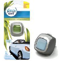 Desodorisant Interieur - Parfum D'interieur Desodorisant diffuseur voiture Rosee du matin - Febreze