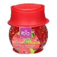 Desodorisant Interieur - Parfum D'interieur IBA Désodorisant Perle Jardin Tropical - 120 g - Generique
