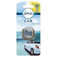 Desodorisant Interieur - Parfum D'interieur Recharge desodorisant voiture - Envolee Marine - Febreze