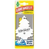 Desodorisants 12 Desodorisants Artic White Arbre Magique